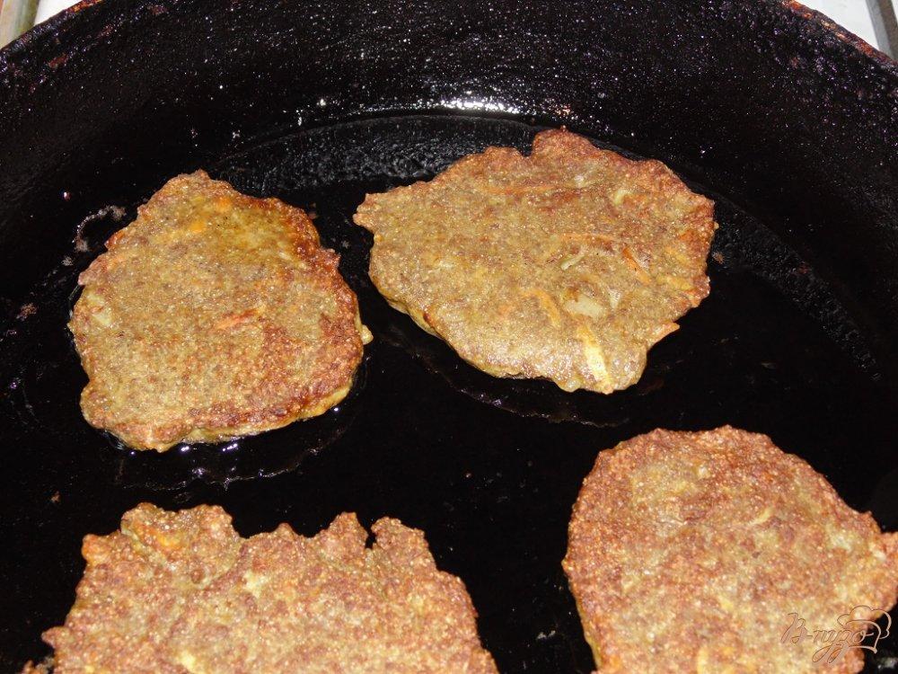 Печёночники с манкой рецепт с пошагово