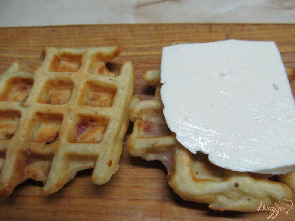 Вафли в бутерброднице рецепт с пошагово 109