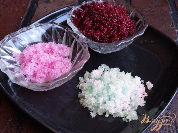 фото рецепта: Цветной сахар для кондитерского декора
