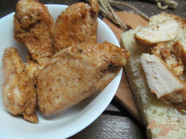 Рецепт жареного куриного филе пошагово