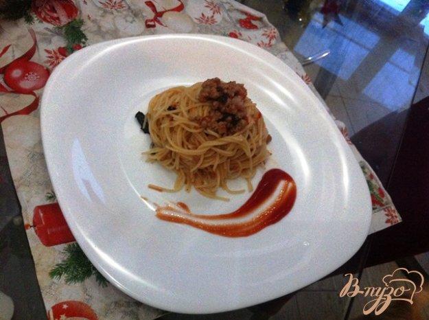 фото рецепта: Паста Болоньезе