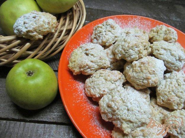 фото рецепта: Яблочные булочки