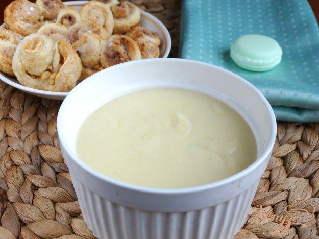 Заварной крем пошаговый рецепт с фото