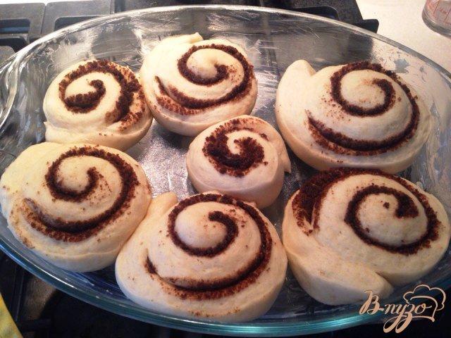 Как сделать булочки как в синабоне