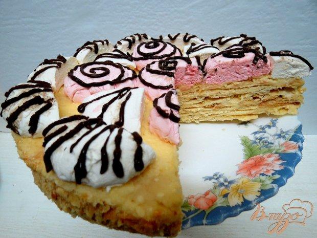 Зефирный торт фото от лаймы вайкуле
