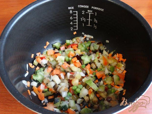 рагу из замороженных овощей рецепты с фото