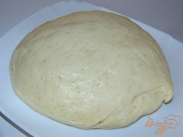 фото рецепта: Нежное дрожжевое тесто на кефире для духовых пирожков