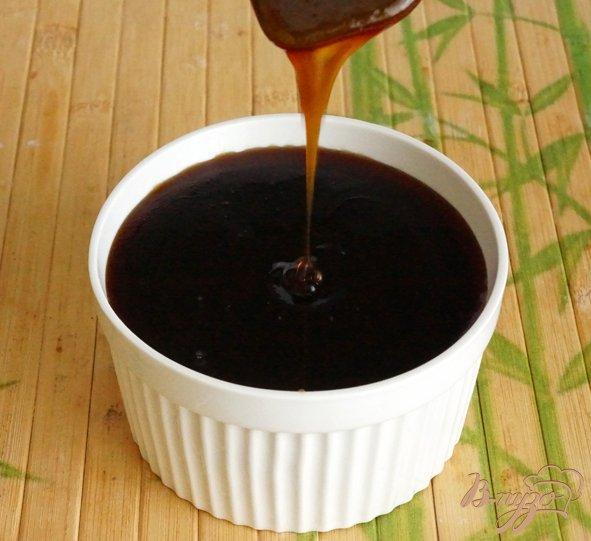 фото рецепта: Соус глазурь Jack Daniel's