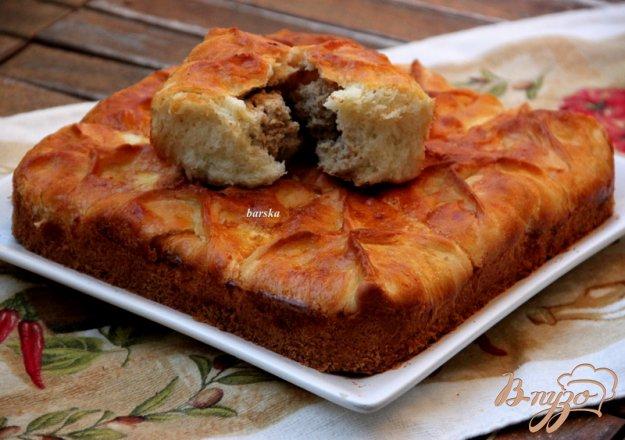 фото рецепта: Бюджетный закусочный пирог
