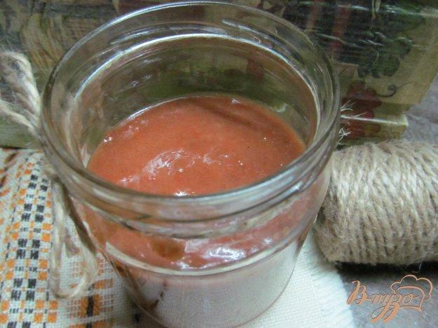 фото рецепта: Томатно-медовый соус