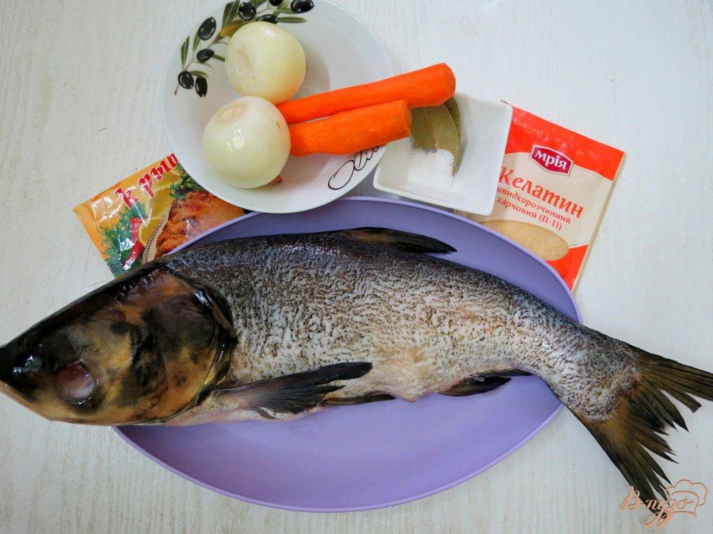 заливное из рыбы пошаговый рецепт с фото