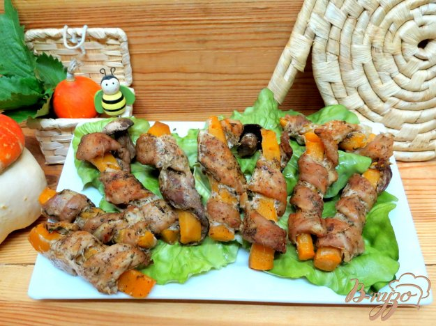 фото рецепта: Свинина с тыквой