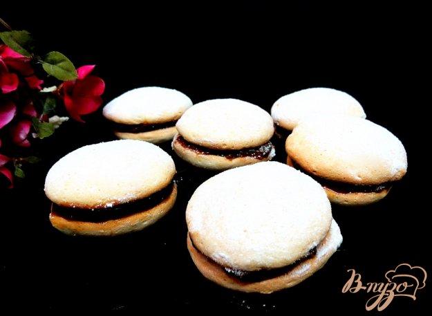 фото рецепта: Рецепт пирожных со сгущёнкой