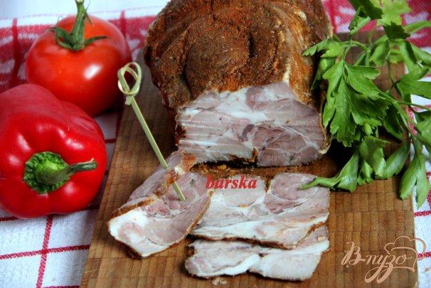 фото рецепта: Мясной орех