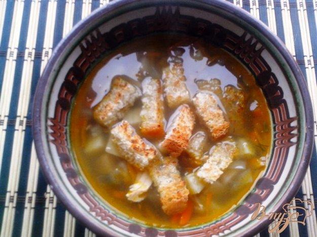 фото рецепта: Суп с индейкой и чечевицей