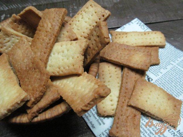 фото рецепта: Домашние крекеры