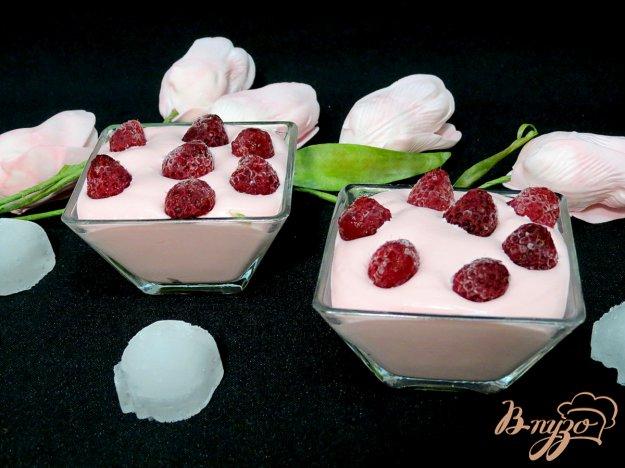 фото рецепта: Десерт из сливок