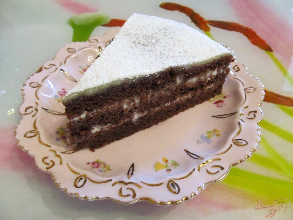Шоколадный торт рецепт пошагово в духовке
