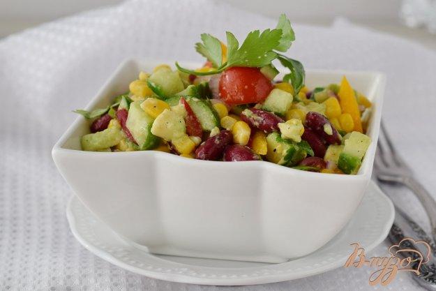 фото рецепта: Салат с авокадо
