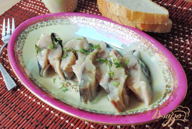 фото рецепта: Скумбрия соленая