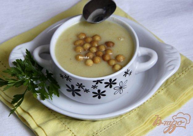 фото рецепта: Овощной крем-суп