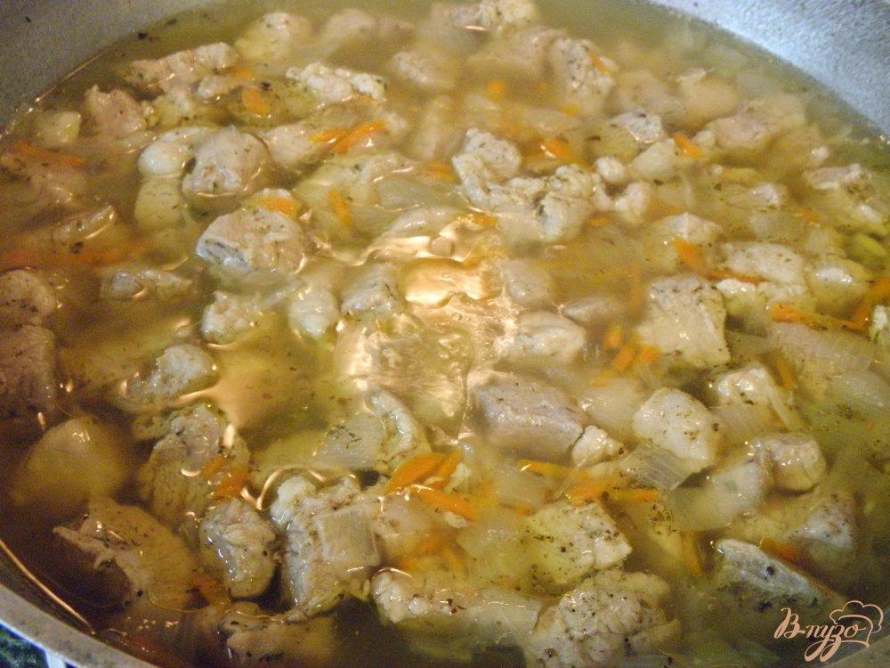 Рецепт подлива свинины со сметаной