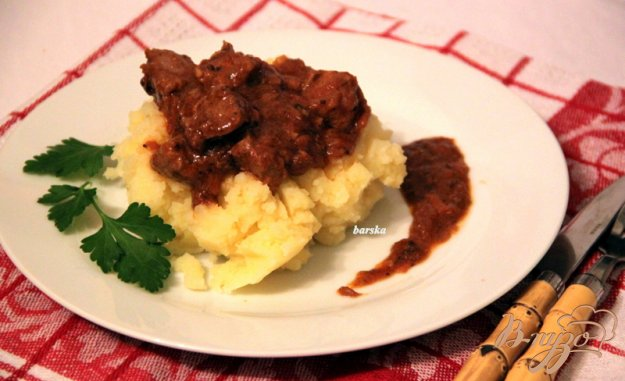 фото рецепта: Мясо