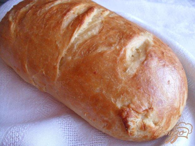 фото рецепта: Хлеб на оливковом масле с кунжутом