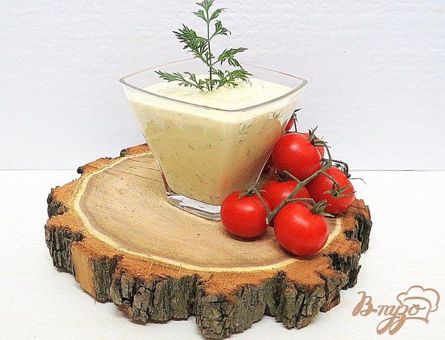 фото рецепта: Соус тар - тар классический