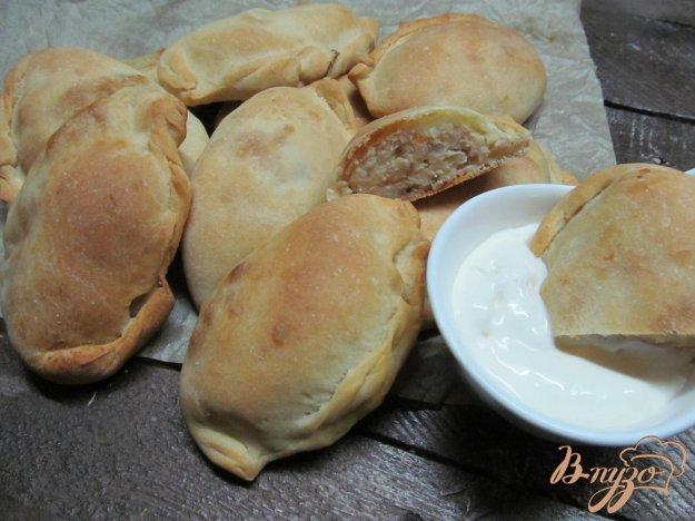 фото рецепта: Пирожки с куриным фаршем