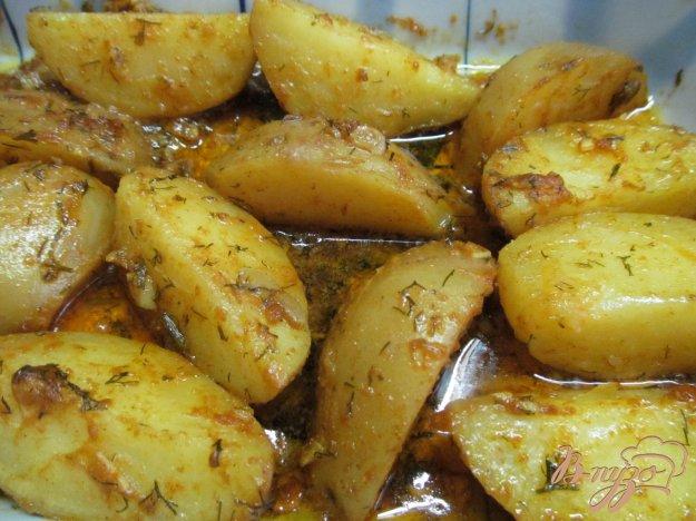 фото рецепта: Картофель