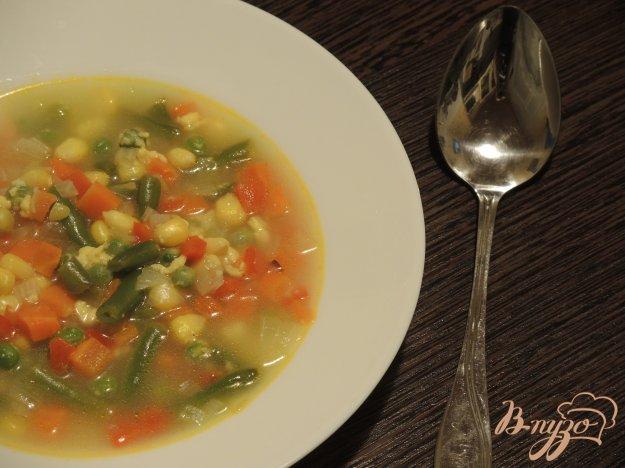фото рецепта: Диетический сырный суп
