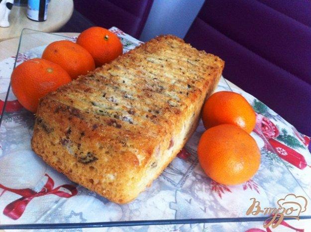 фото рецепта: Кекс с сухофруктами