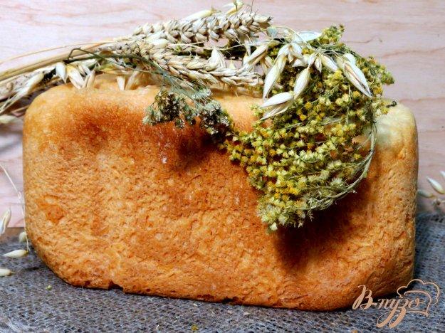 фото рецепта: Хлеб на творожной сыворотке