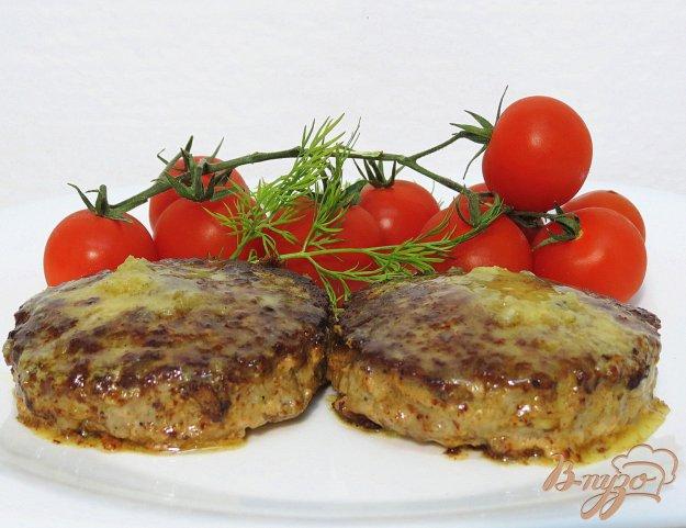 Бифштекс в духовке рецепт с пошагово