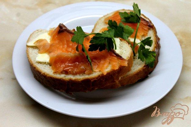 фото рецепта: Приготовления слабо соленного лосося