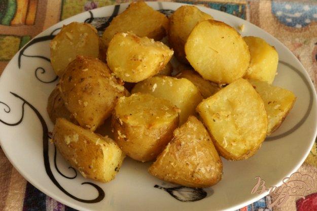 фото рецепта: Картофель печеный