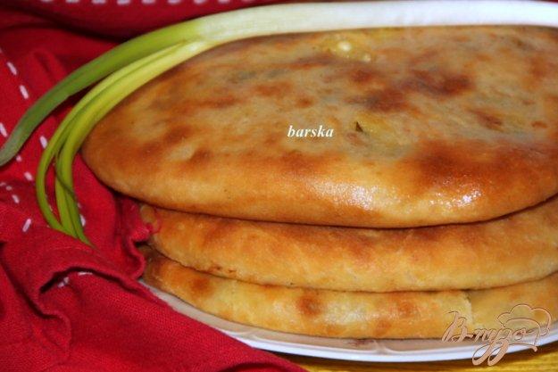 фото рецепта: Осетинские пироги