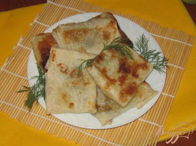 ленивые пирожки из лаваша рецепт с фото