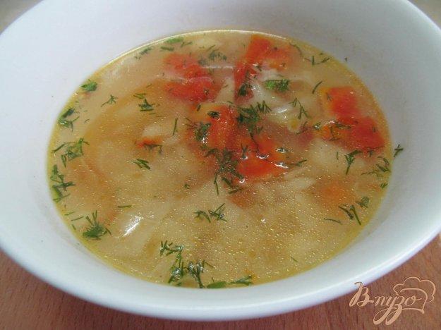 фото рецепта: Суп с имбирем и фенхелем
