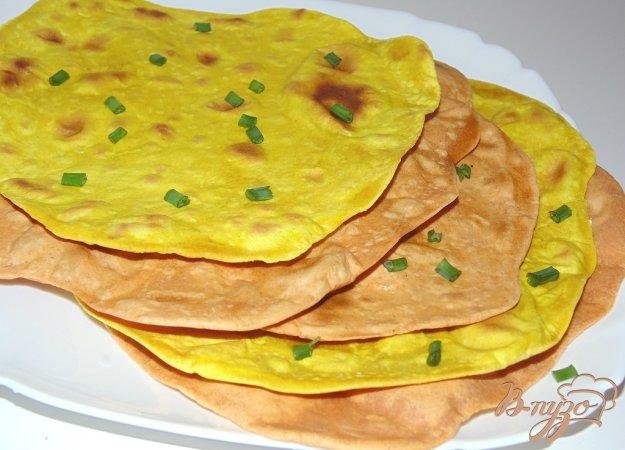 фото рецепта: Цветные тонкие лаваши