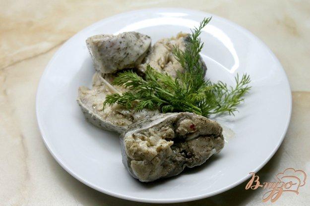 фото рецепта: Маринованный толстолобик