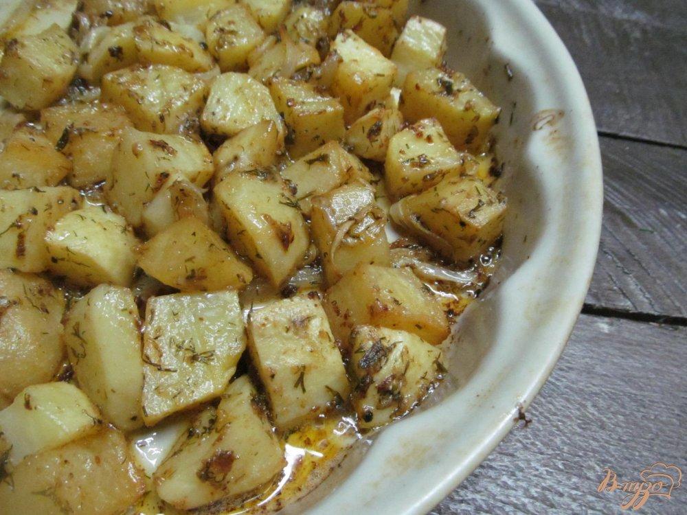 Картофель по французски пошаговый рецепт с фото