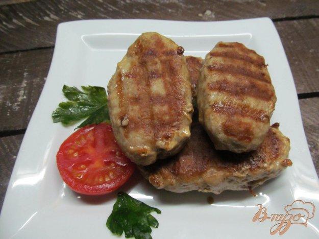 фото рецепта: Кебабчета из свиного фарша