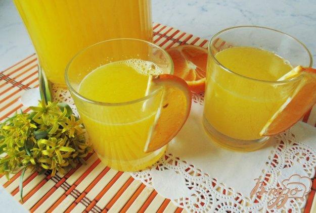 фото рецепта: Лимонад из апельсина