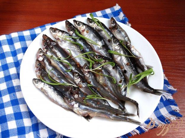 фото рецепта: Корюшка соленая