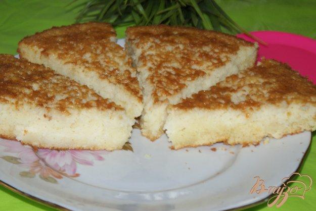 Рецепт манники на кислом молоке рецепт с пошагово