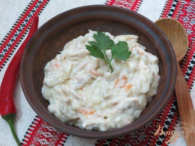 фото рецепта: Flaki (фляки, говяжий желудок)