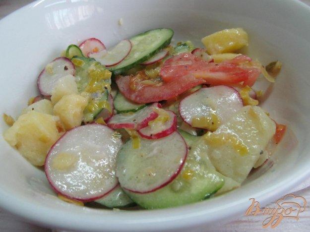 фото рецепта: Салат овощной