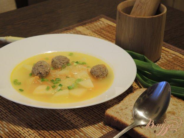 суп с фрикадельками рецепт для пароварки